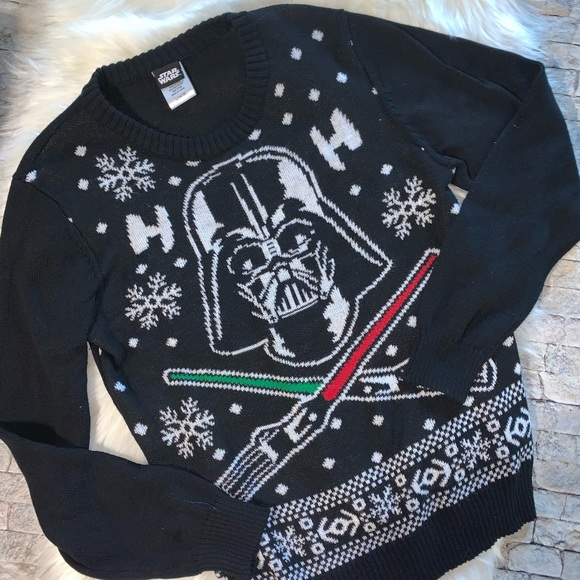 Star Wars Other - Star Wars  ugly Christmas sweater